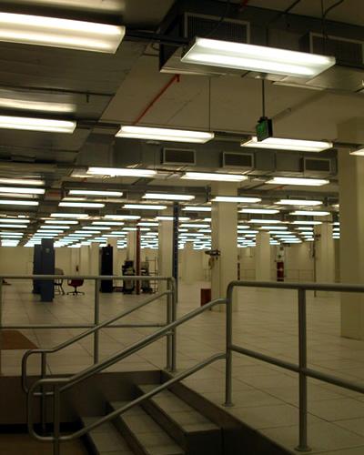 Energy Audit Server Room