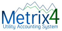 Metrix 4 Utility Bill Accounting Software