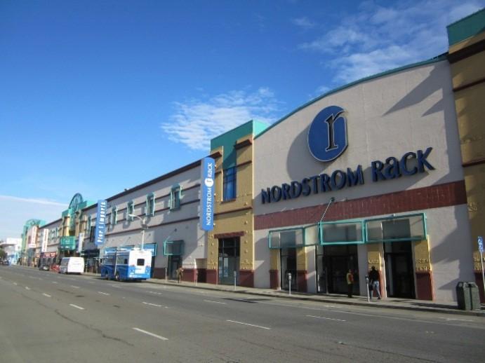 Nordstrom, San Francisco