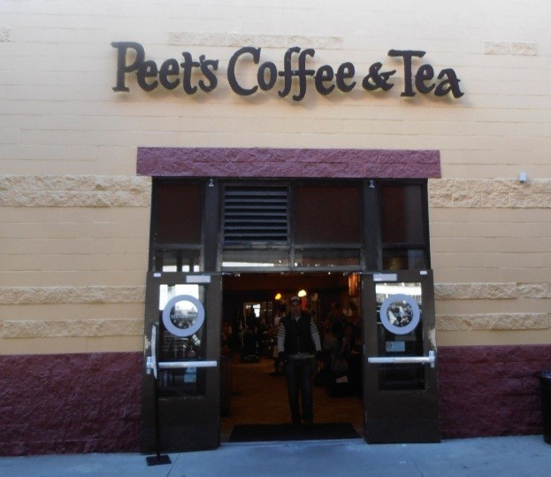 Peet's Coffee & Tea, San Francisco