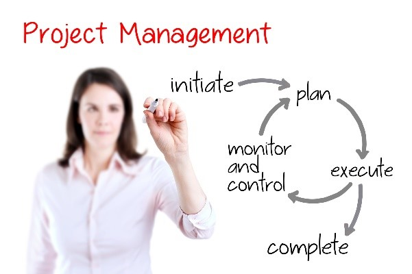 Capital Project Planning-Execution.Project Management Cycle