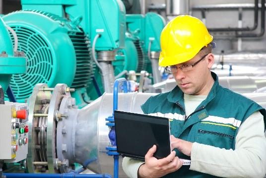Preventive Maintenance.Maintenance Worker