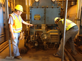 Abraxas-Engineers-on-site-in-San-Francisco,-conducting-an-energy-audit