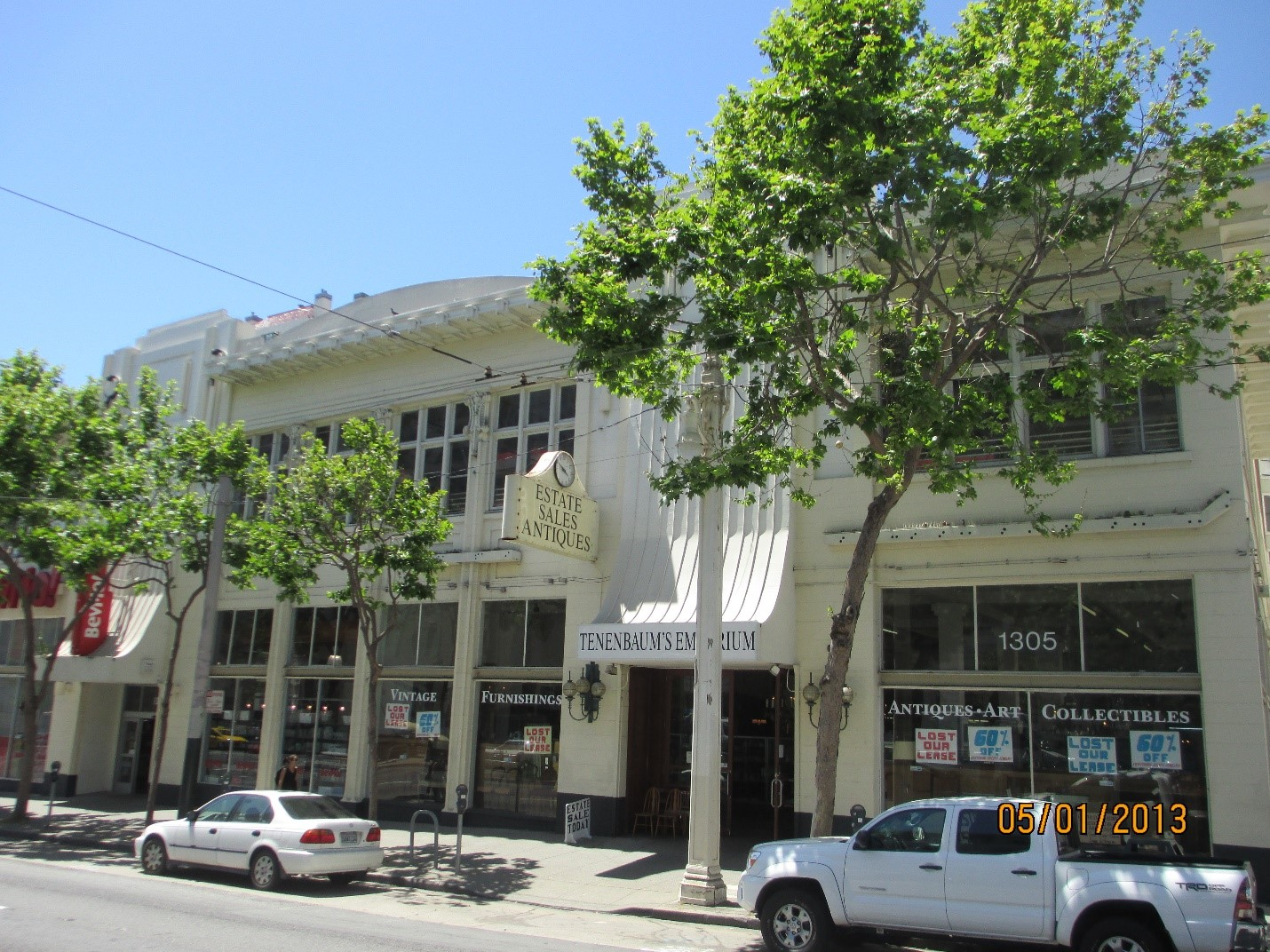 BevMo and Office Space, San Francisco