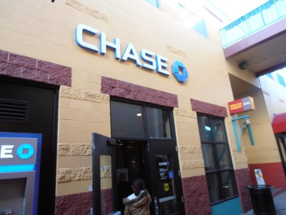 Chase Bank, San Francisco
