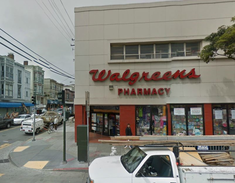 Walgreens, San Francisco