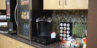 Break Room Services.Coffee Bar