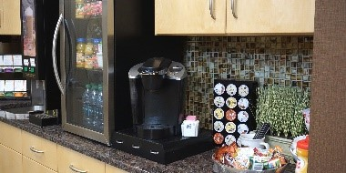 Break Room Services.Coffee Bar