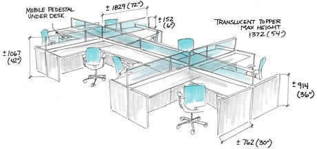 Design Requirements-Standards.Furniture Design Drawing