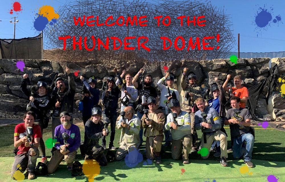 Thunder-Dome